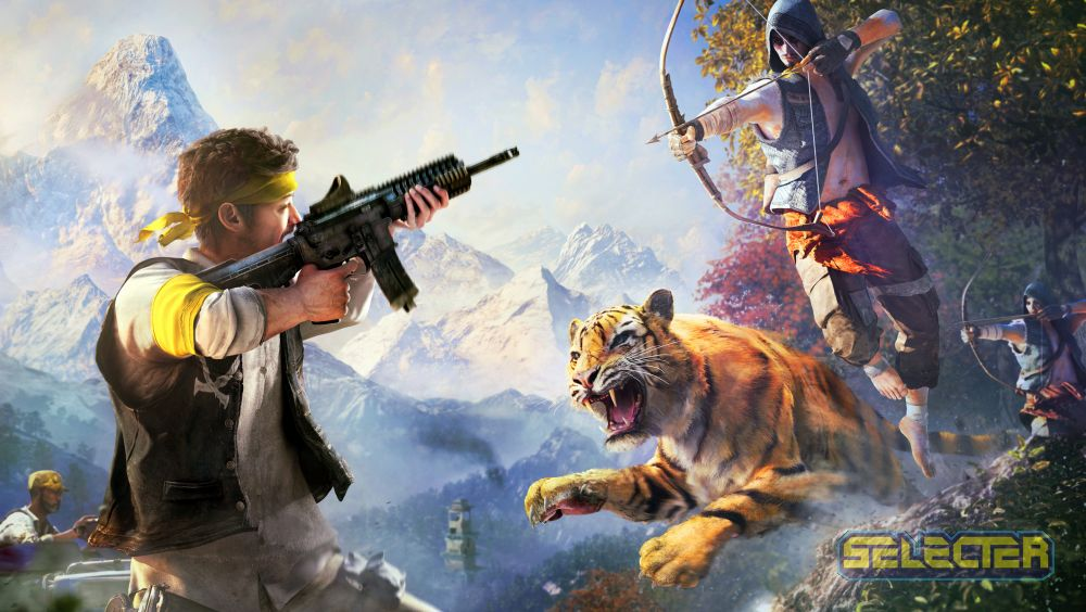 Far Cry 4