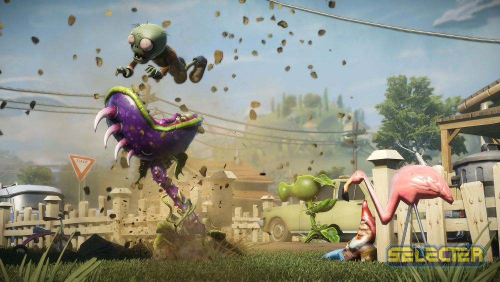 Plants Vs Zombies: Garden Warfare - Garden Variety