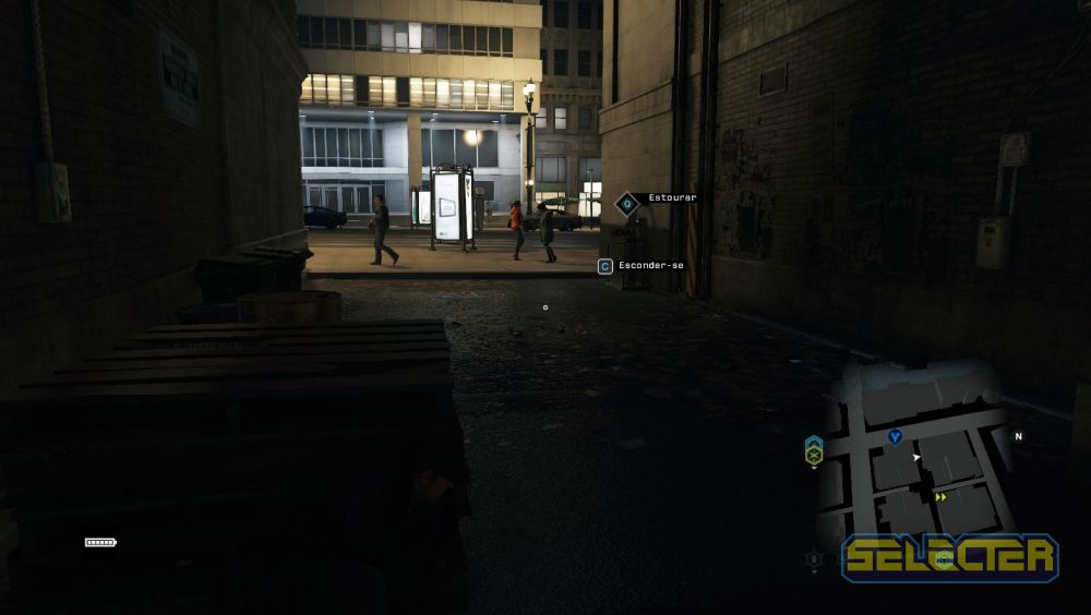 Watch Dogs (Vanilla)
